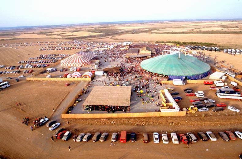 Festival i Timbuktu Desert